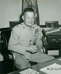 Lewis B. Puller, California, circa 1952 (Marine Corps Archives & Special Collections) Tags: marine lewis corps marines chesty puller