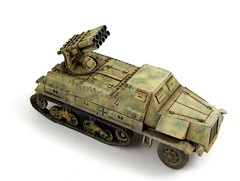 IMG_8160 (Troop of Shewe) Tags: 156 maultier 15cm warlordgames troopofshewe sdkfz41 panzerwerfer42