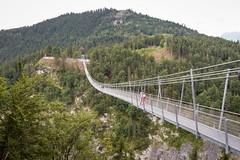 Highline 179 - Autriche (SebastienToulouse) Tags: tirol fort medieval pont claudia chateau 179 autriche highline suspendu ehrenberg reutte at highline179 gemeindereutte
