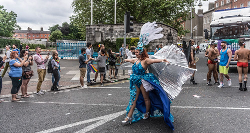 DUBLIN 2015 LGBTQ PRIDE PARADE [WERE YOU THERE] REF-106010
