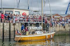 Classic Channel Regatta arriving in Paimpol  Tuesday 14th July (Matchman Devon) Tags: classic st race regatta channel jarna paimpol