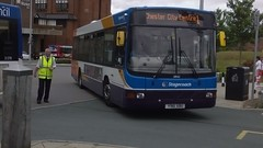 Stagecoach Chester and Wirral, Wright Access Floline, Y961 XBU (28542) (NorthernEnglandPublicTransportHub) Tags: