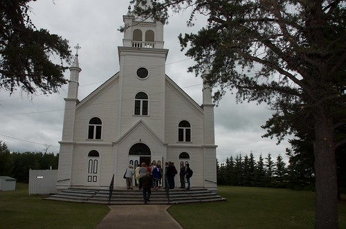 "The trip to the oldest Polish Parish in Alberta - Kraków, Alberta • <a style=""font-size:0.8em;"" href=""http://www.flickr.com/photos/126655942@N03/19428402866/"" target=""_blank"">View on Flickr</a>"