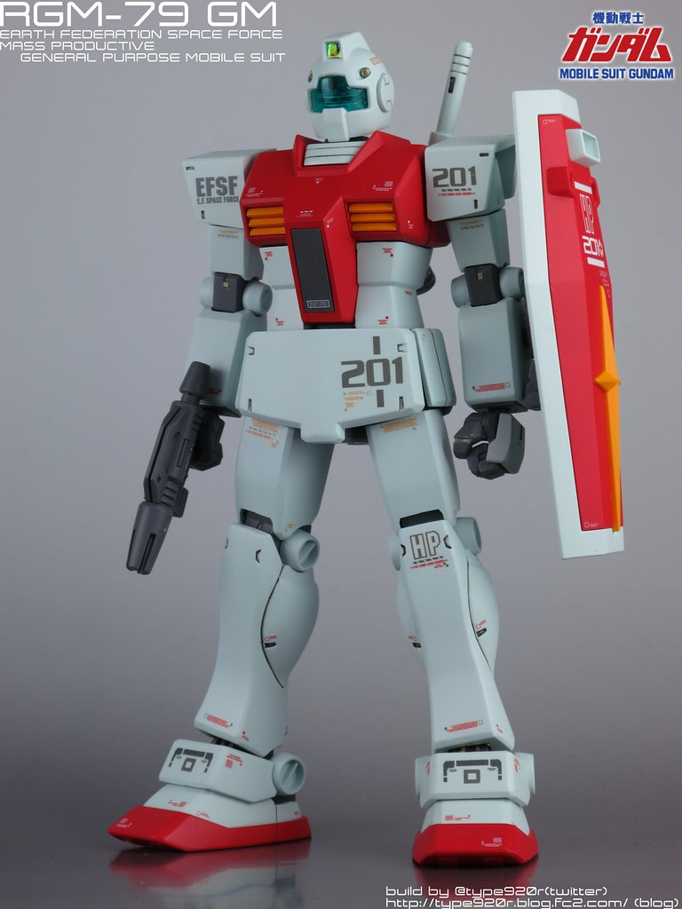 The World's Best Photos of gunpla and rgm79 - Flickr Hive Mind