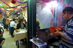 tasca (valeriadalua) Tags: street decorations party people portugal lisboa lisbon grilled festas sardines alfama tasca stanthony sardinhas santoantnio festasjuninas santoantniodelisboa festasdelisboa