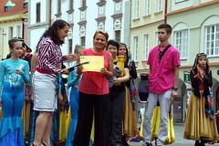 14.7.15 Ceska Pohadka in Trebon 76 (donald judge) Tags: festival youth dance republic czech south performance bohemia trebon xiii ceska esk mezinrodn pohadka pohdka dtskch mldenickch soubor