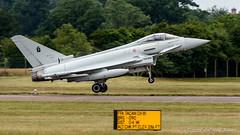 Italian Air Force Typhoon 4-7 7290 (DrAnthony88) Tags: aircraft typhoon 7290 italianairforce nikond810 modernmilitary nikkor200400f4gvrii royalinternationalairtattoo2015 riat2015