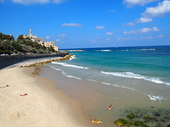 Beach near Jaffa!