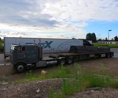 Mullen (jr-transport) Tags: peterbilt cabover 352