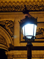 Arc De Triomphe (Toni Kaarttinen) Tags: paris france lamp night lights evening frankreich arch frana relief frankrijk prizs francia arcdetriomphe iledefrance parijs parisian pars  parigi frankrike  pary   francja ranska pariisi  franciaorszg  francio parizo  frana