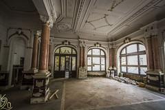 Hotel Edward (katka.havlikova) Tags: old urban abandoned hotel decay edward explore times exploration ue urbex