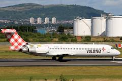 EI-EXJ_01 (GH@BHD) Tags: aircraft aviation boeing 717 airliner b717 voe bhd belfastcityairport volotea eiexj