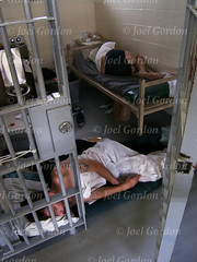 Overcrowded - GOR-20930V (retimunloe) Tags: overcrowded jailcell inmate sleepingonfloor editorial confinement captivity incarceration lockedup offender detention felon criminal imprison convicted convict palatka fl unitedstates