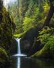 Punchbowl Falls (Bill Devlin) Tags: punchbowl falls waterfall hood river eagle creek oregon columbia gorge