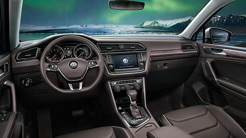 Volkswagen Tiguan L