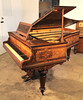 In-house restoration of an 1860 - 1870, Cramer Grand Piano (Besbrode Pianos Leeds) Tags: piano restoration cramer grand antique inlaid besbrode pianos