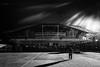 Stades des Lumières (Stéphane Sélo) Tags: architecture décines france hdr hiver lyon ol olympiquelyonnais pentax pentaxk3ii rhône sport stadedeslumières stadium clouds football nuages soccer stade urban