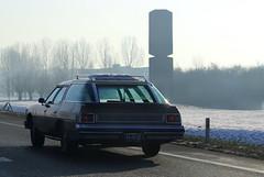 1976 Chevrolet Impala Stationwagon (Dirk A.) Tags: sidecode3 importkenteken 49yb02 1976 chevrolet impala stationwagon