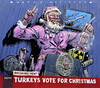 Highly Questionable Santa 2016 (Lee O'Connor) Tags: christmas xmas santa highly questionable