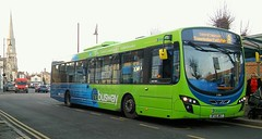 Stagecoach East BF65 WKT, 21304