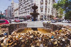 Fuente (orrego.dma) Tags: amor candados uruguay montevideo