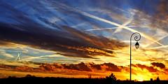 Un soir de décembre...2 (Ombre&Lumiere) Tags: aisne picardie nature cds coucherdesoleil nuages ciel soleil
