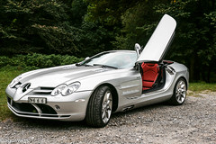 Mercedes SLR McLaren (aguswiss1) Tags: mercedesslrmclaren mercedes slr mclaren supercar hypercar sportscar roadster cabriolet spyder fastcar cruiser racer wingdoor switzerland