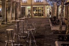 Se acabó la fiesta (javipaper) Tags: street urban night noche urbana calle soledad loneliness