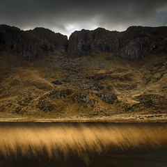Sway - Cwm Idwal (Nick Livesey Mountain Images) Tags: