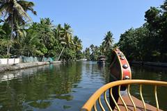 Backwaters (Debatra) Tags: kerala alleppey alappuzha india nikon nikkor 1855 1855mm d3300 southindia backwaters travel water waterway sky skyporn