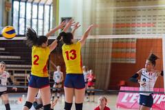 150718_WEVZA_SUI-ESP_085 (HESCphoto) Tags: volleyball schweiz spanien wevza saison1415 damen jugend länderspiel u18 mulhouse centresportifrégionalalsace