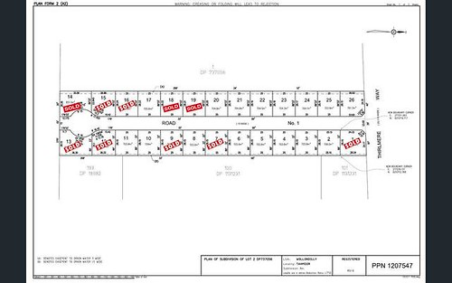 Lot 22, 90 Thirlmwere Way, Tahmoor NSW 2573