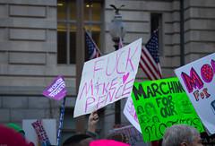 Womens March DC-20170121-TW Meetup _ 20170121 _ KMB_0409 (kevinbarry7) Tags: womensmarch washington dc feminism dump trump protest capital resist mall pence devos love trumps hate