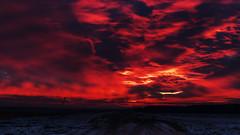 Sonnenuntergang (patrickmai875) Tags: sunset sonnenuntergang red rot orange fire feuer romantik love cloud wolke clouds wolken art kunst canon 5d mark iv 2470mm f40 nature natur