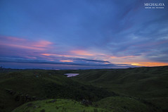 meghalaya (shaan2noo) Tags: sunset bluehour cherrapunji cherrapunjee sohra meghalaya lake hills blues countryside northeastindia northeast india valley rainfall incredibleindia lonelyplanet clouds cloudscape travel nikon ultrawideangle tokina