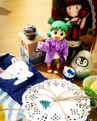 Yotsuba & (SareJolim) Tags: yotsuba yotsubato yotsubakoiwai yotsubakotobukia kotobukia toylivesonthetable