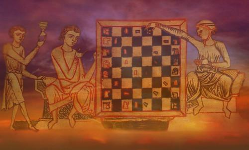 """Ash-shatranj - Acedrex Iconografía de la convergencia de cosmovisiones en el al-Ándalus • <a style=""""font-size:0.8em;"""" href=""""http://www.flickr.com/photos/30735181@N00/32522236595/"""" target=""""_blank"""">View on Flickr</a>"""