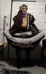 Brown 3 (Maid Honey) Tags: sissy maid
