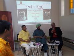 Book MumBhai Returns released by then CBI Director Joginder Singh in Delhi April 2016_201620160429_173120