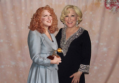 Bette Midler: Then & Now (Alan Light) Tags: then now bette midler