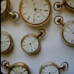 Time And Time Again (MPnormaleye) Tags: stilllife composition antique watch numbers utata trick elgin effect arrangement iphone numerals