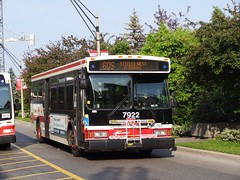 Toronto Transit Commission 7922 on 60 Steeles West (Orion V) Tags: ttc