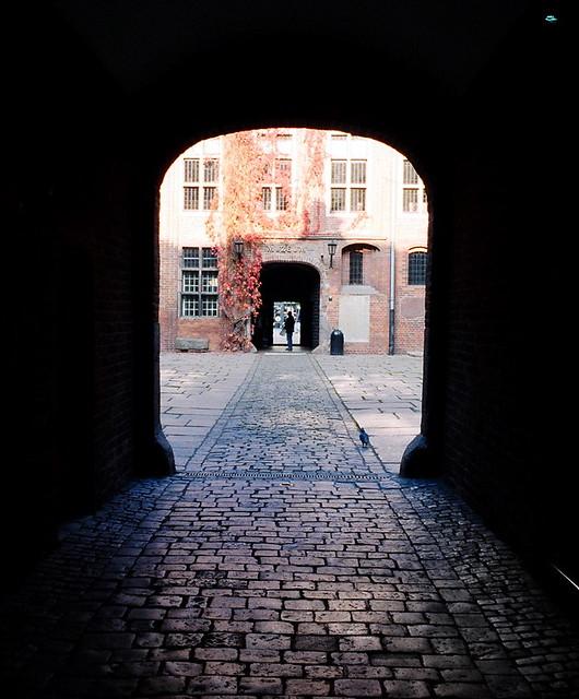 Torun gateway.