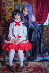 DSC_5254 (大歐毆O) Tags: anime nikon cosplay nikkor cos コスプレ unlight d4s ステイシア