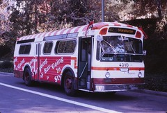 094 RTD Line 603 Hollywood Bowl Shuttle 19810115 AKW (Metro Transportation Library and Archive) Tags: buses scrtd alanweeks southerncaliforniarapidtransitdistrict