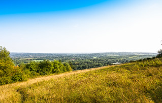 Titsey Hill & Oxted
