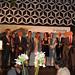 VII Edición de los Premios del Recreativo - Imagen de los premiados y las personas que han hecho entrega de los premios