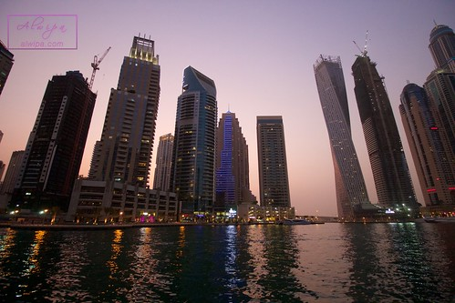 "Dubai Marina • <a style=""font-size:0.8em;"" href=""http://www.flickr.com/photos/104879414@N07/19608623464/"" target=""_blank"">View on Flickr</a>"
