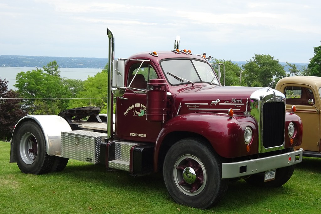 1963 Mack Truck : The world s best photos of and mack flickr hive mind