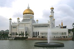 Mosque, Brunei